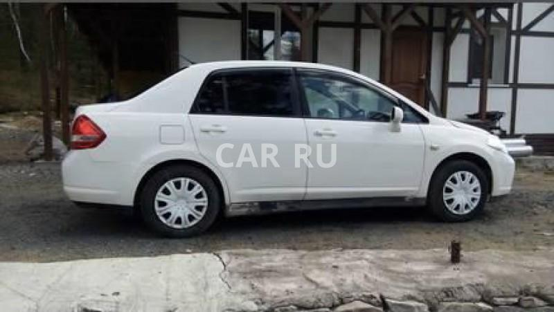 Nissan Tiida Latio, Абаза