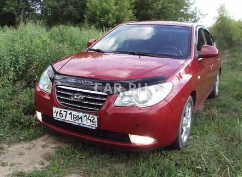 Hyundai Elantra, Белово