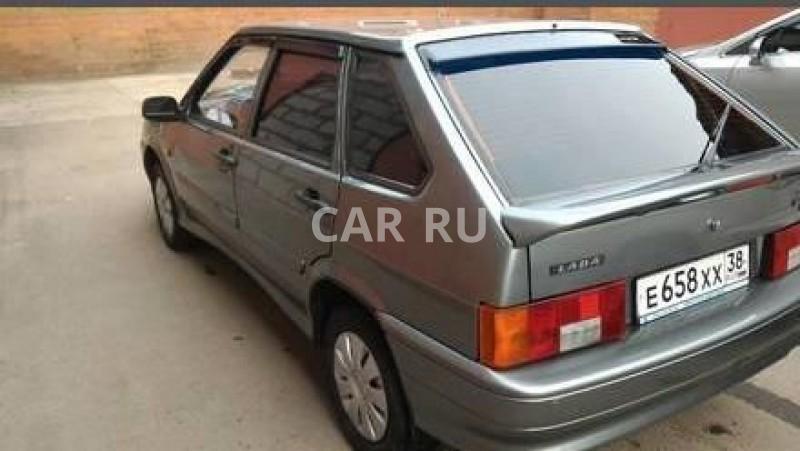 Lada 2114, Ангарск