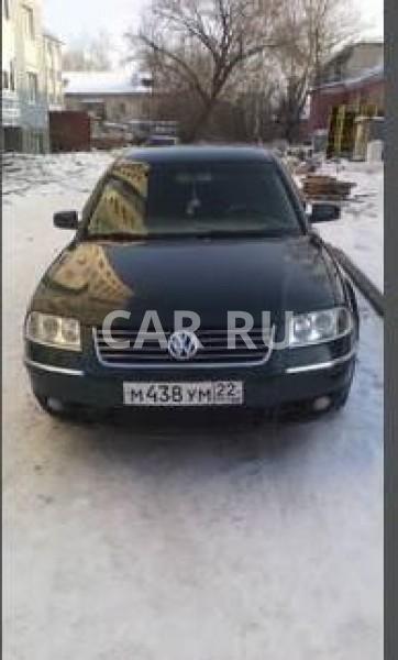 Volkswagen Passat, Барнаул