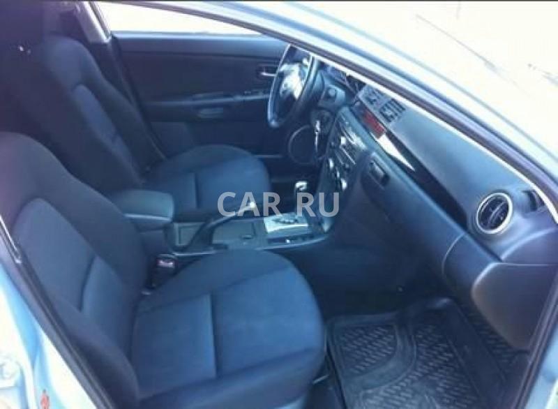 Mazda 3, Апшеронск