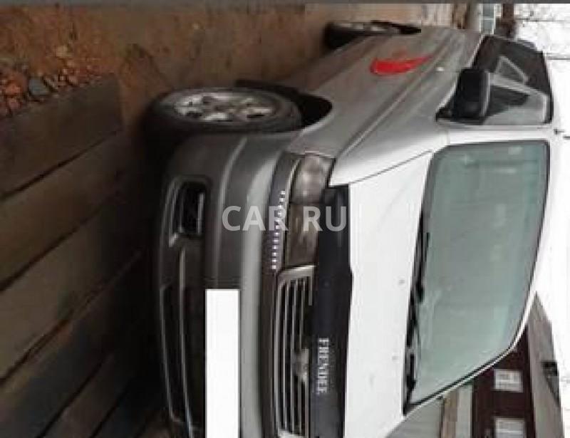 Mazda Bongo Friendee, Алдан