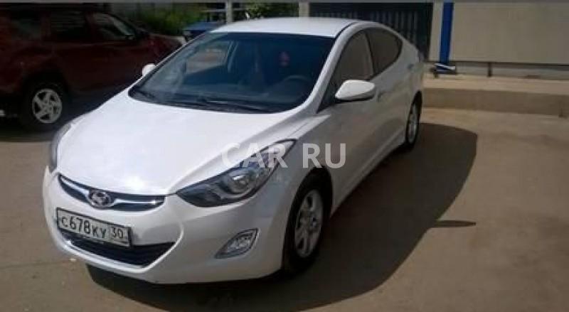 Hyundai Avante, Астрахань