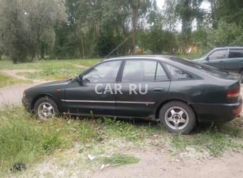 Mitsubishi Galant, Архангельск