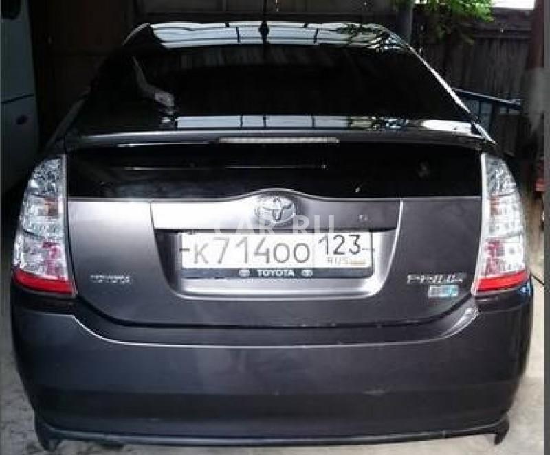 Toyota Prius, Анапа