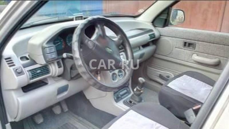 Land Rover Freelander, Белово