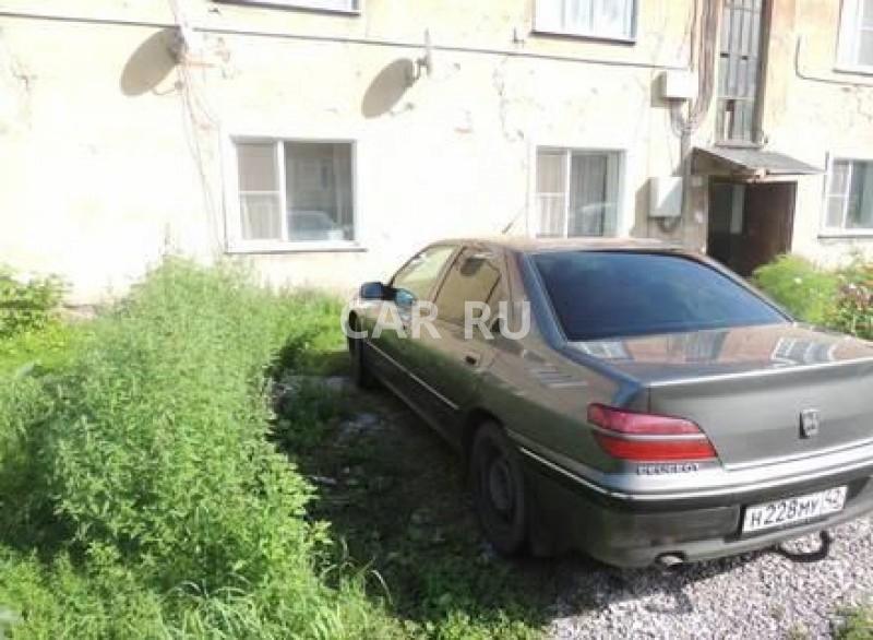 Peugeot 406, Белово