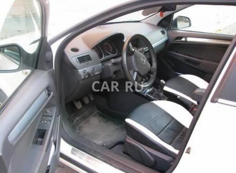 Opel Astra, Байкалово