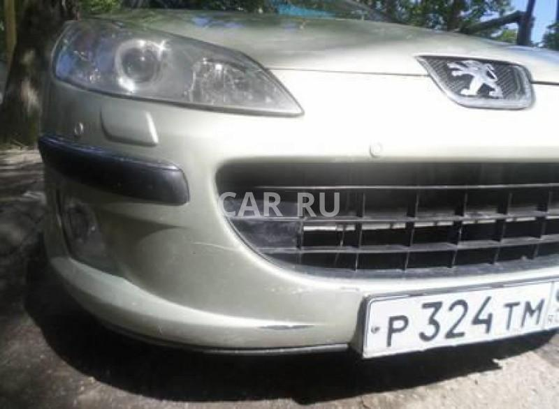 Peugeot 407, Асбест