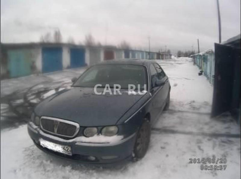 Rover 75, Анжеро-Судженск