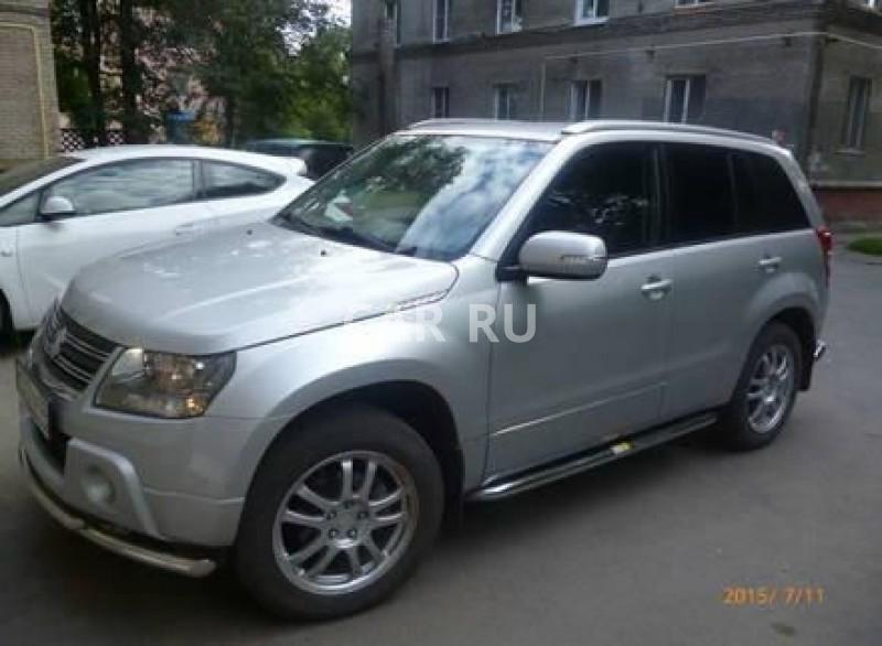 Suzuki Grand Vitara, Барнаул