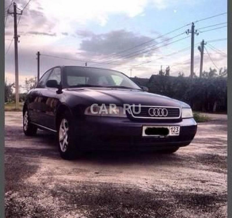 Audi A4, Афипский