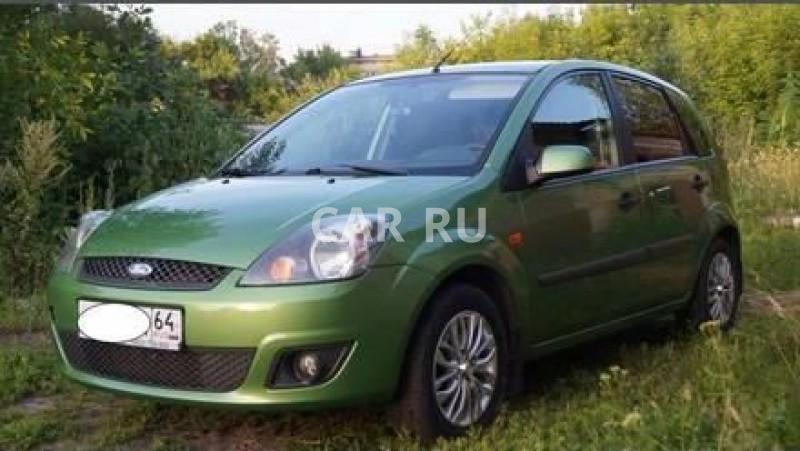 Ford Fiesta, Балашов