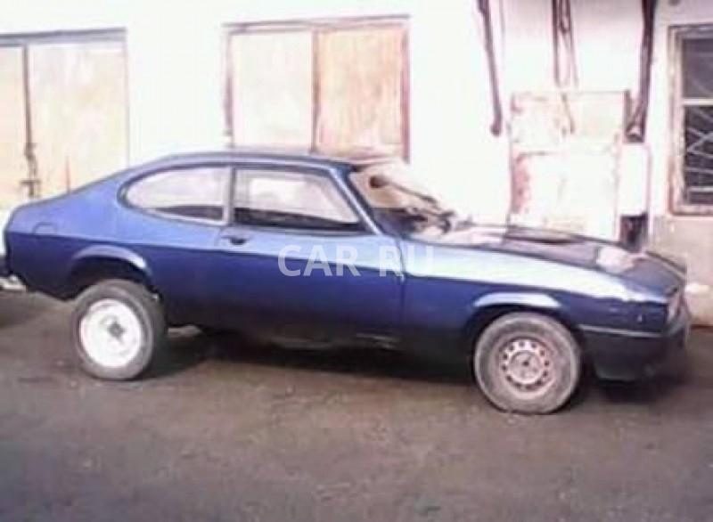 Ford Capri, Алушта