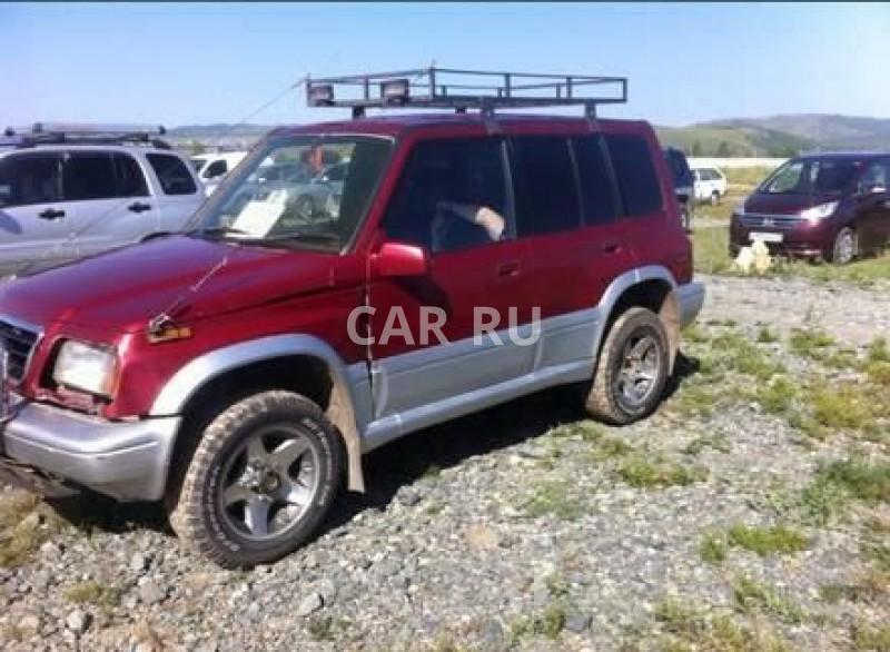 Suzuki Escudo, Атамановка