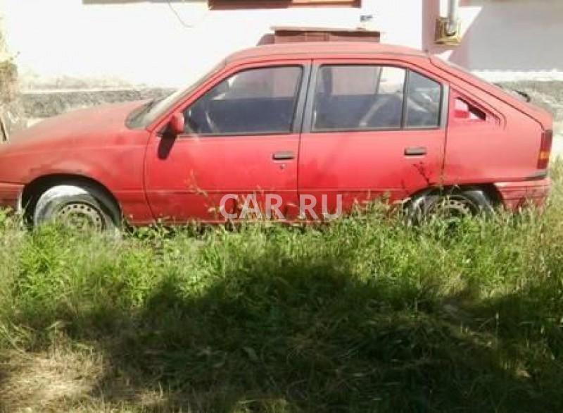 Opel Kadett, Бахчисарай