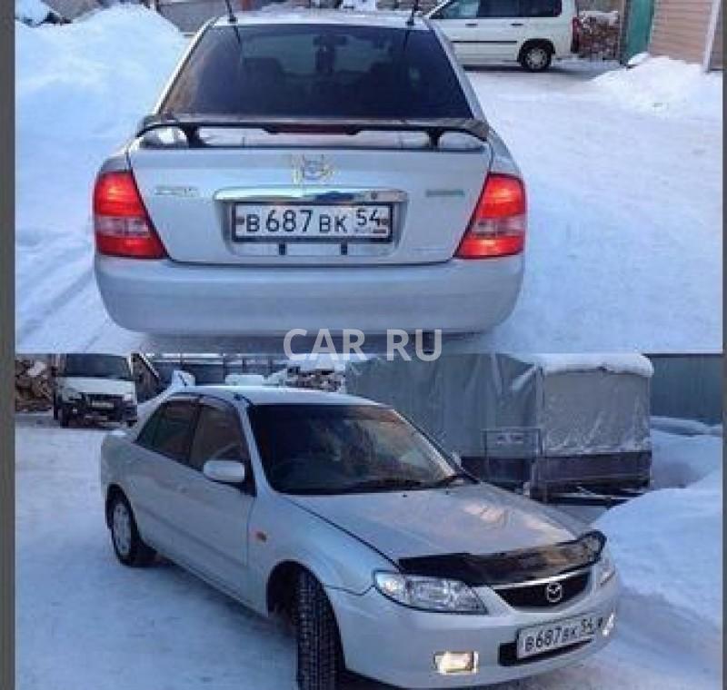 Mazda Familia, Барабинск