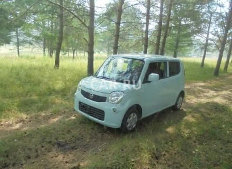 Nissan Moco, Ачинск