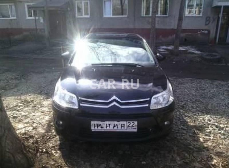 Citroen C4, Барнаул