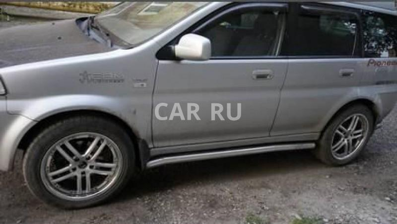 Honda HR-V, Анжеро-Судженск