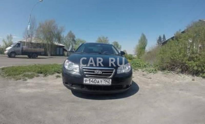 Hyundai Elantra, Анжеро-Судженск