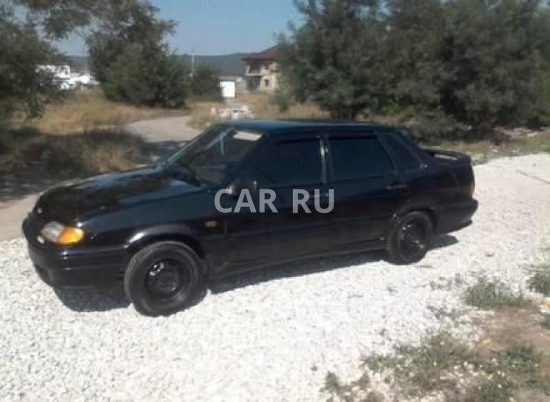 Lada 2115, Белогорск