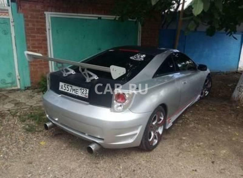 Toyota Celica, Армавир