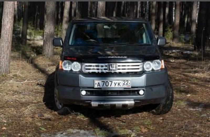 Honda Crossroad, Барнаул