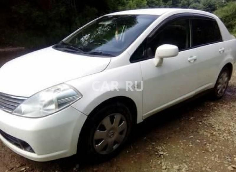 Nissan Tiida Latio, Артём