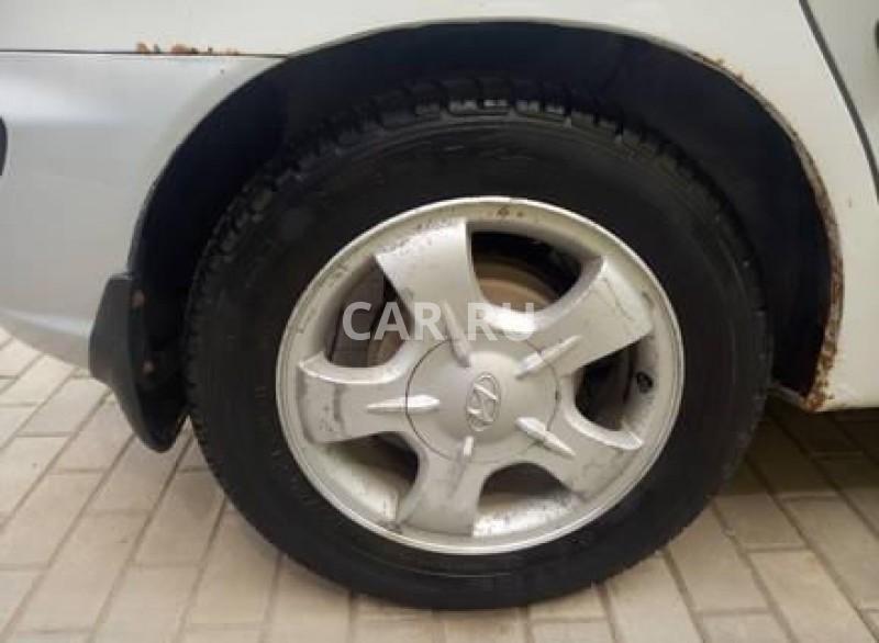 Hyundai Lavita, Астрахань
