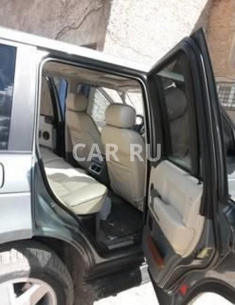 Land Rover Range Rover, Александров