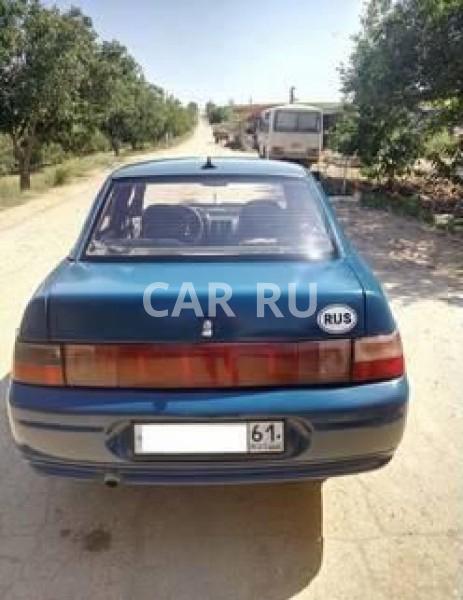 Lada 2110, Бахчисарай