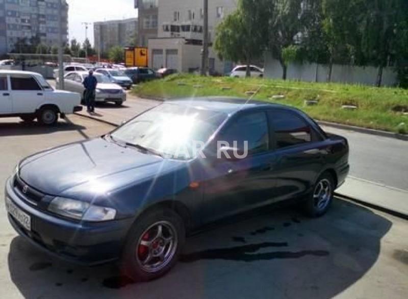 Mazda 323, Барнаул