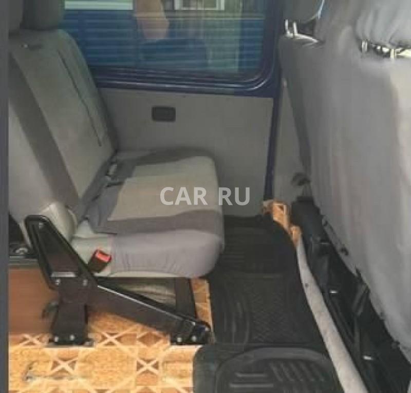 Volkswagen Transporter, Барнаул