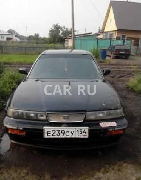 Honda Vigor, Барабинск