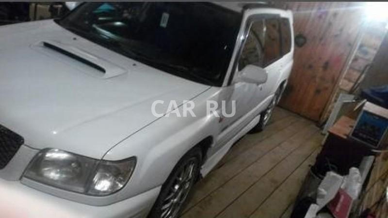 Subaru Forester, Абан