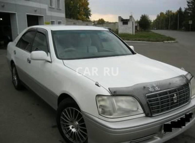 Toyota Crown, Барнаул