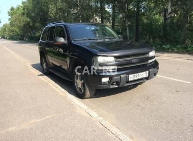 Chevrolet TrailBlazer, Архангельск