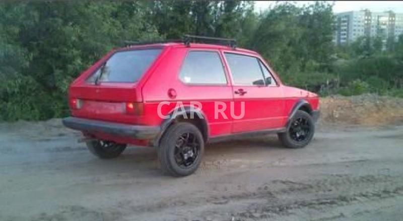 Volkswagen Golf, Архангельск