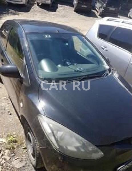 Mazda Demio, Владивосток