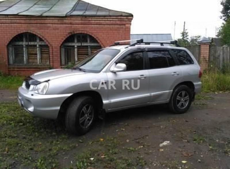 Hyundai Santa Fe, Александров