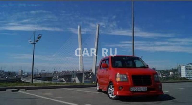 Chevrolet MW, Владивосток