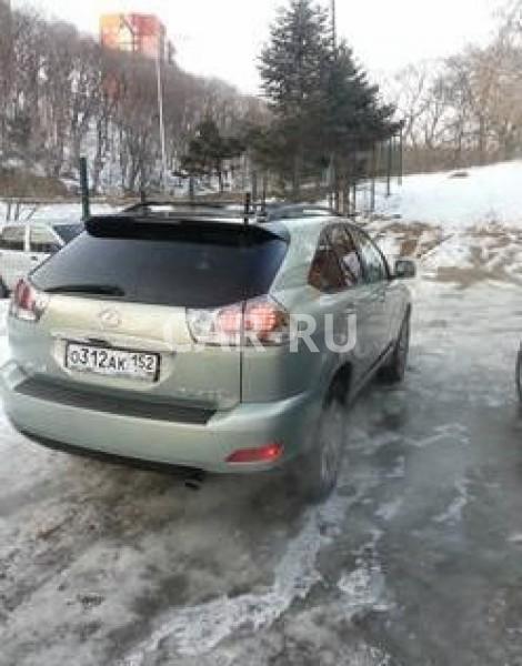 Lexus RX, Владивосток