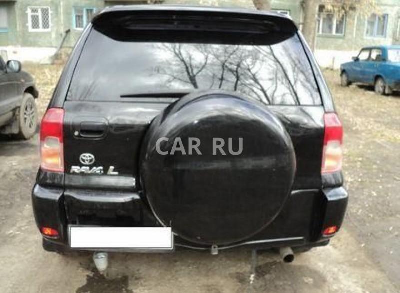 Toyota RAV4, Алейск