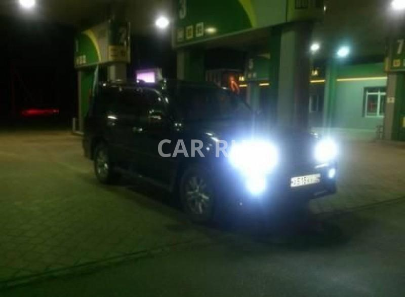 Lexus LX, Алдан