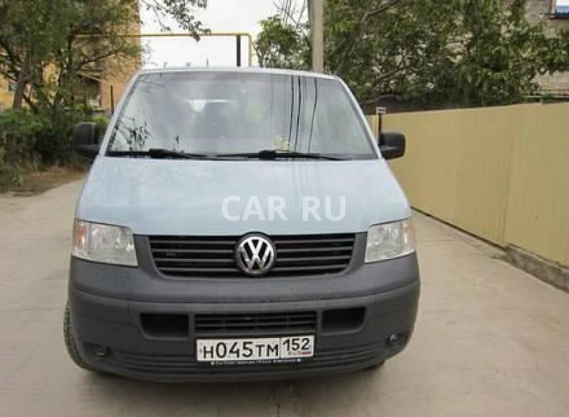 Volkswagen Caravelle, Анапа