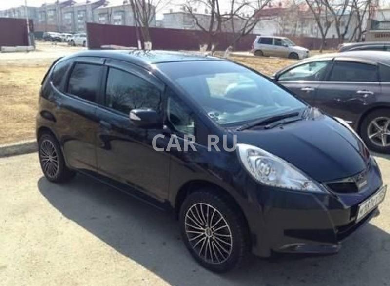Honda Fit, Артём
