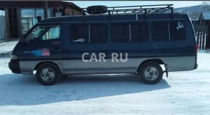 Hyundai Grace, Аксеново-Зиловское