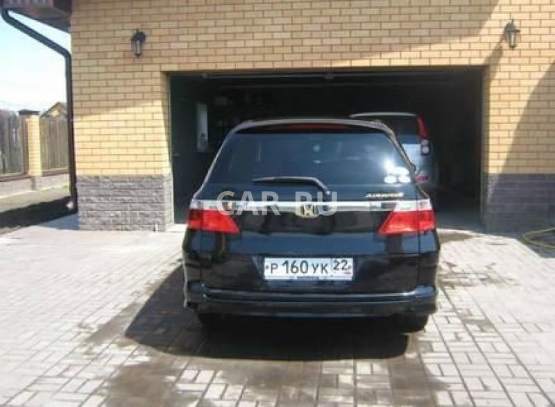 Honda Airwave, Барнаул