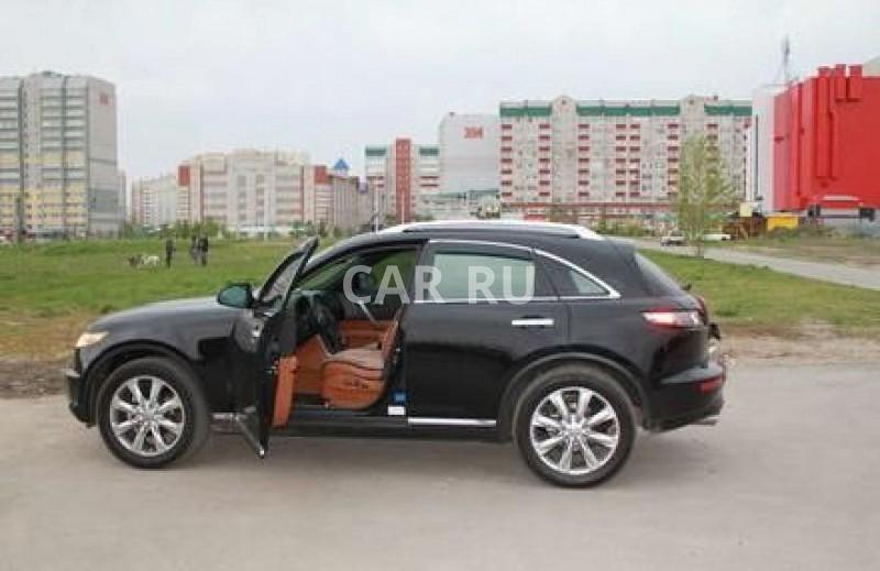 Infiniti FX35, Барнаул